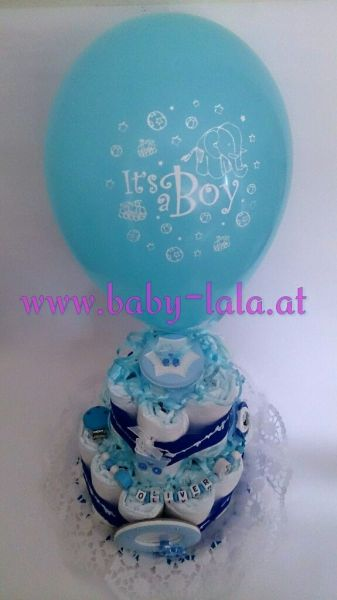 Windeltorte It's a Boy
