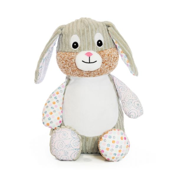 Stofftier - Baby Sensory Bunny - Icing Sugary - Dein personalisierter Hase